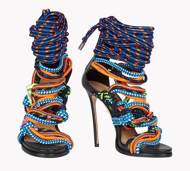 114b98f6f97 Jai Inspire Colourful High Heels — Patiwell Fashion