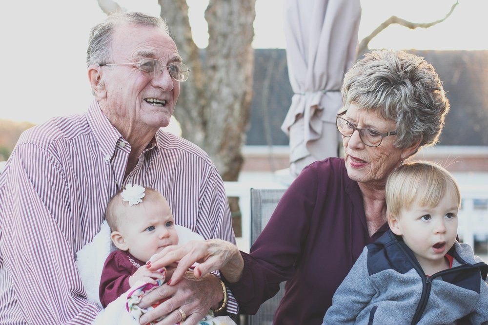 Caring Connections Offer Treasured Moments - Burke Hospice seeks ways to find and facilitate caring connections for our patients and their families.