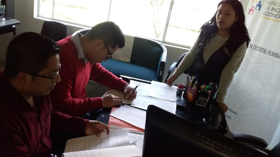 Signing for a new future… -