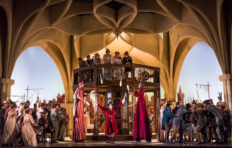 Die Meistersinger @ Glyndebourne Opera