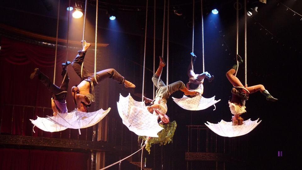Barnum Musical - Chichester Festival Theatre