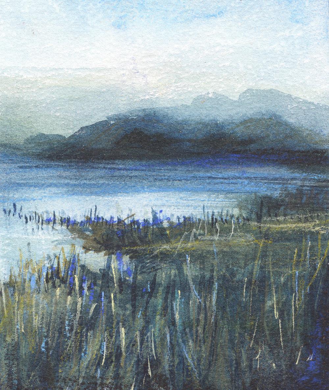 Lakes Dusk