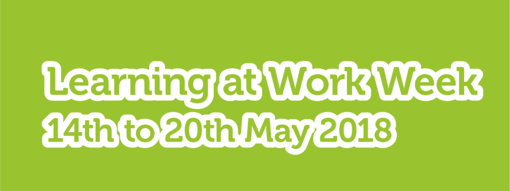Learning at Work Week 2018