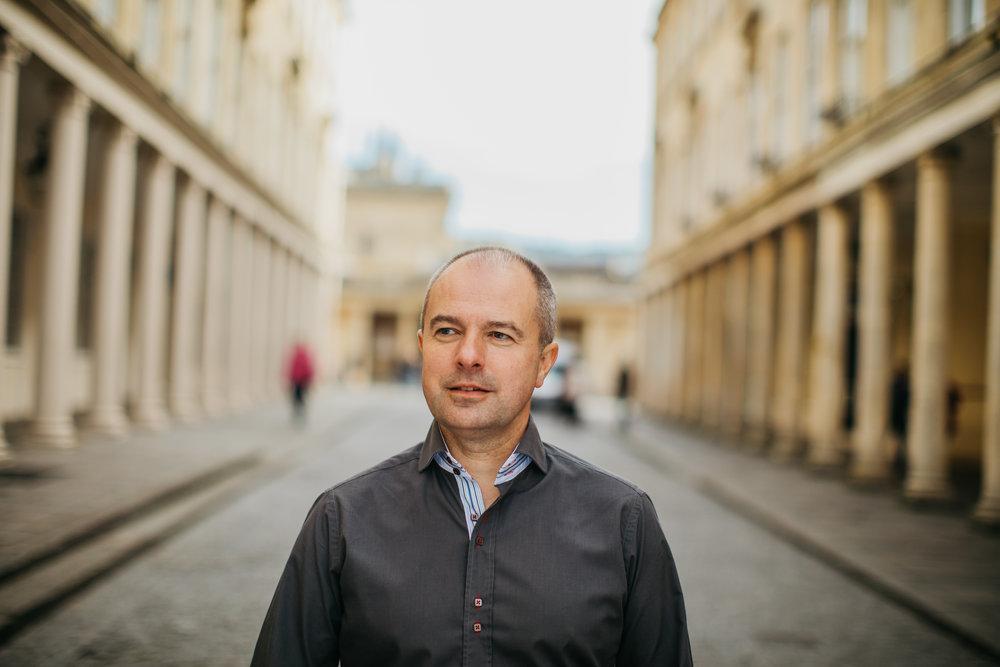 Steven Pike, Managing Director at HGEM