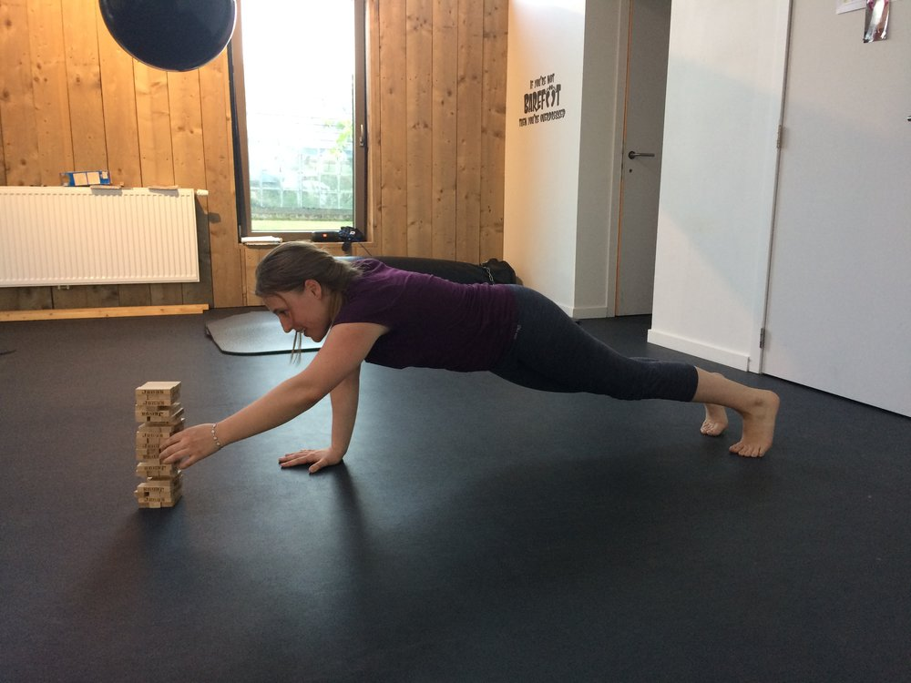 Improve your concentration as well as building core strength with a fresh approach to Personal Training with Ken Gilbert