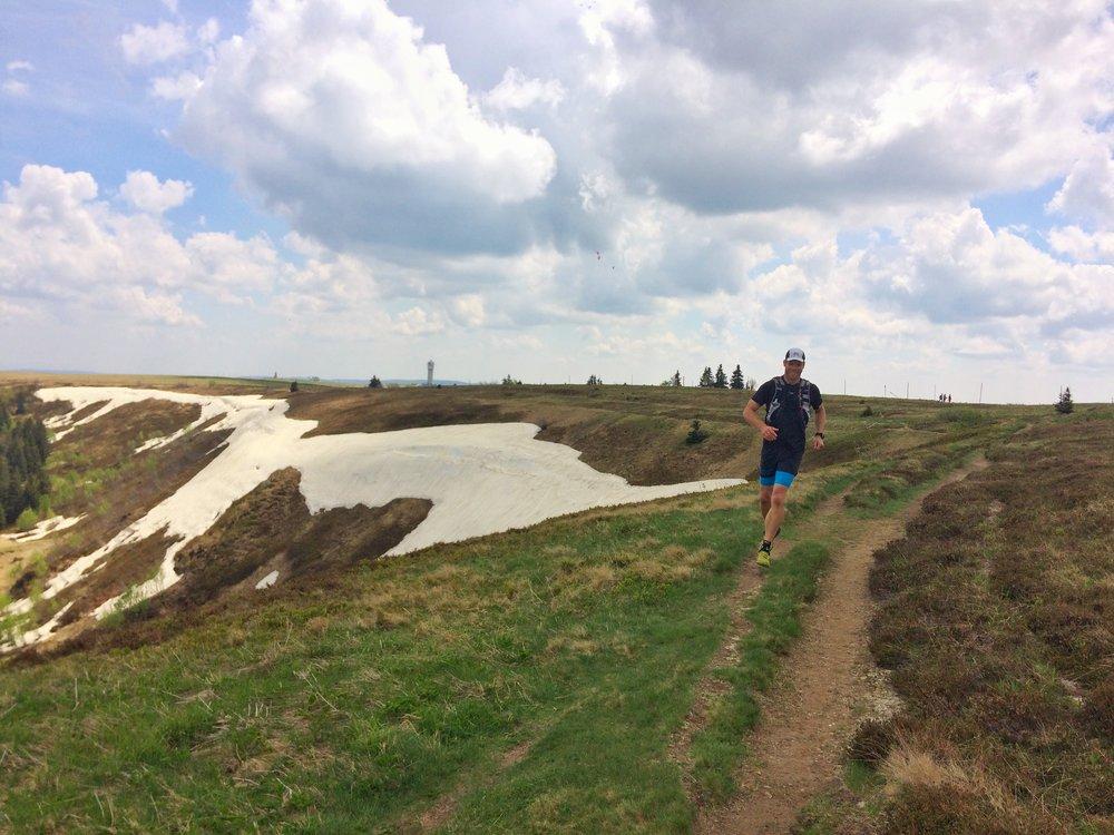 Ken Gilbert endurance running training for the next ultra trail race