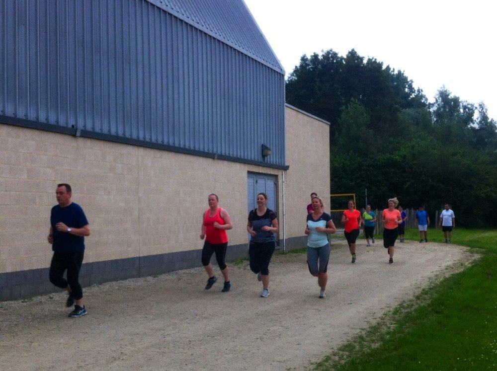 Learn to Run Huldenberg