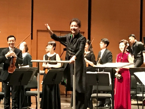 Conductor Chen Bing