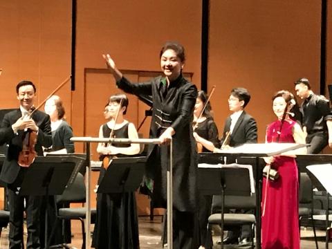 Conductor Chen Bing