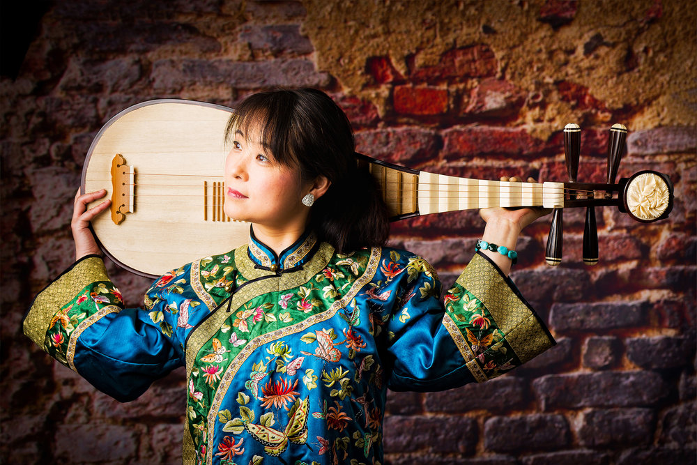 Wu Man and Friends: A Musical Journey March 11, 8pm -
