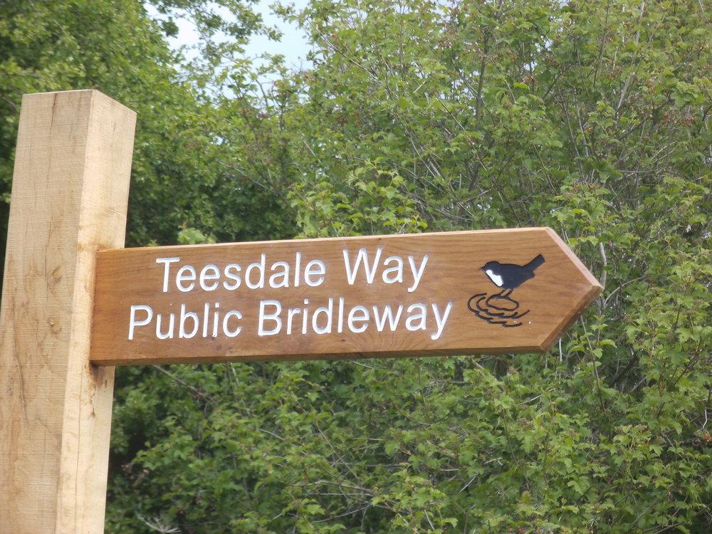 Teesdale Way sign 2017.jpg