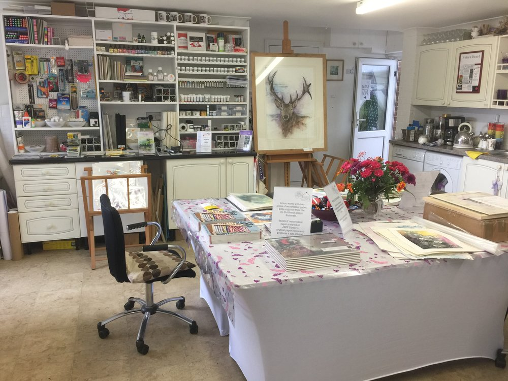 Downend Farm Studio