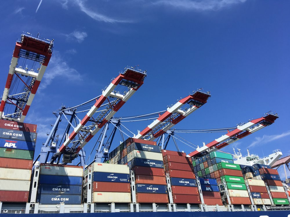 October 5, 2018: Field Lab Visit to Port of LA