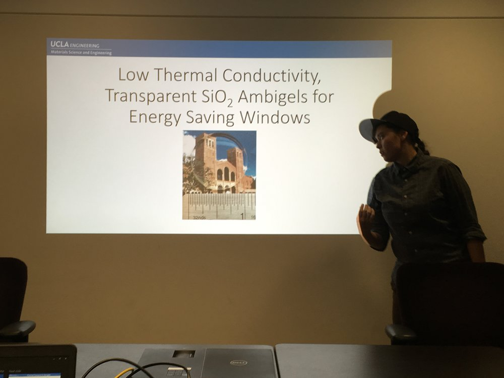 February 14, 2019: Brown Bag Seminar Lightning Talks