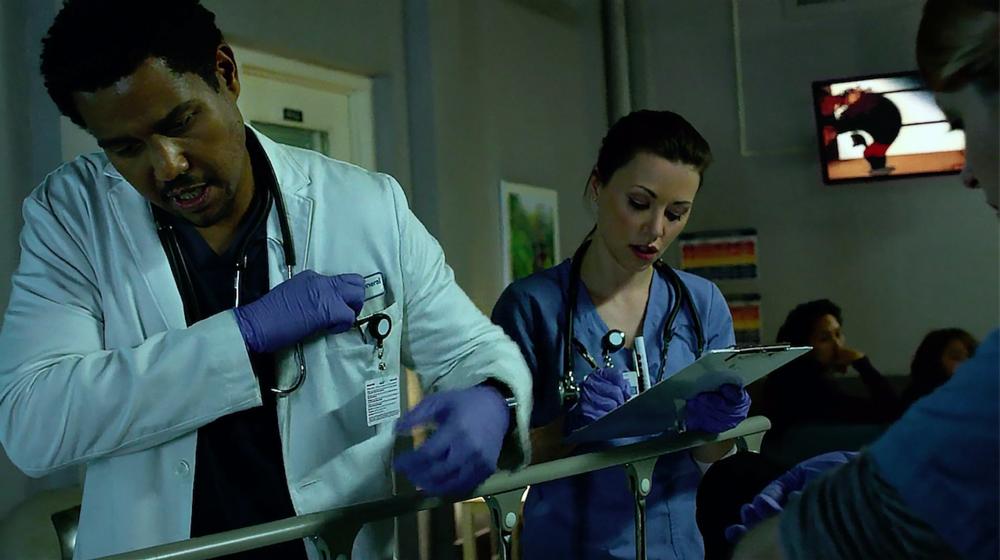 Nurse Schwab,  Daredevil