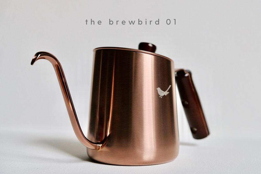 WPM Brewbird Kettle