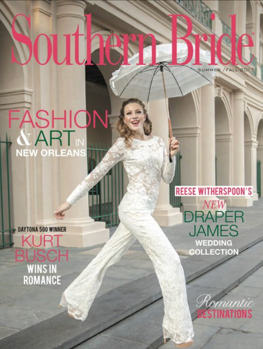 SOUTHERN BRIDE COVER 2017