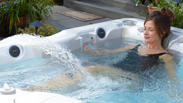 What's the best way to experience the luxury of Caldera Spas?  Schedule a private after-hours test soak in our showroom.
