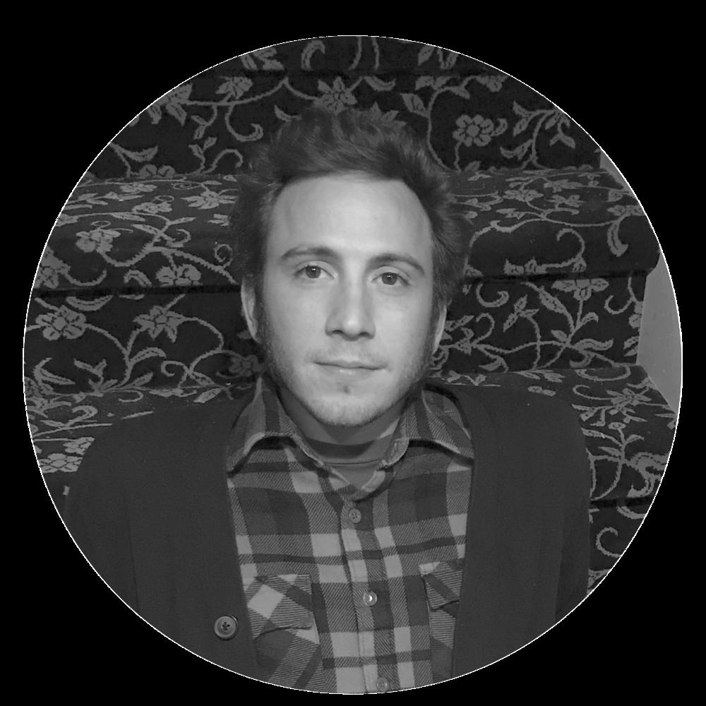 Evan Bartle - Co-Organizer