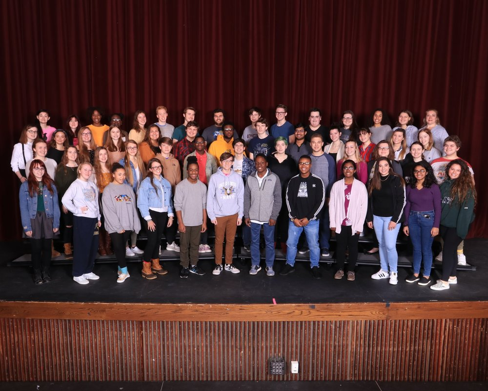 Dr. Lauren Conrad & The Concord Chorale - Director of Choral Music, Concord High School