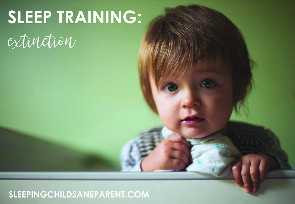 Look no further for the quickest method to get the sleep results you seek. With Extinction, you allow your child the opportunity to fall asleep completely on his own.