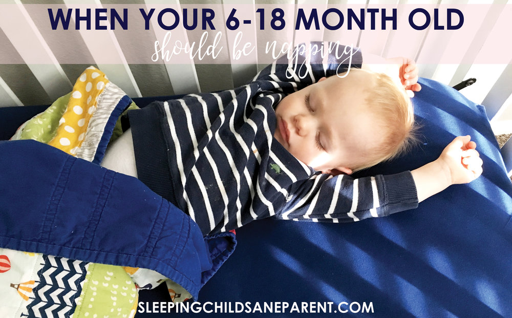 Wondering when you should be putting your little one (age 6-18 months) down for naps to ensure the most restorative sleep -- and therefore the happiest possible child? Look no further than this blog post, which is all about how to follow Baby's circadian rhythms for naptime.