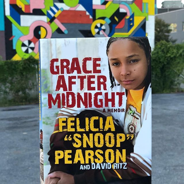 """While Felicia is a brilliant actor in a truly chilling role, what's most remarkable about """"Snoop"""" is what she has overcome in her life. Snoop was born a three-pound cross-eyed crack baby in East Baltimore. Those streets are among the toughest in the world, but Snoop was tougher. The runt of the ghetto showed an early aptitude for drug slinging and violence and thrived as a baby gangsta until she landed in Jessup state penitentiary after killing a woman in self-defense. There she rebelled violently against the system, and it was only through the cosmic intervention of her mentor, Uncle Loney, that she turned her life around. A couple of years ago, Snoop was discovered in a nightclub by one of The Wire's cast members and quickly recruited to be one of television's most frightening and intriguing villians.  While the story of coming up from the hood has been told by Antwone Fisher and Chris Gardner, among others, Snoop's tale goes far deeper into The Life than any previous books. And like Mary Karr's story, Snoop's is a woman's story from a fresh point of view. She defied traditional conventions of gender and sexual preference on the hardest streets in America and she continues to do so in front of millions of viewers on TV. Author: @bmoresnoop . . . . . #goodreads #blackmenread #blackgirlmagic #blackish #familygoals #essence #bookclub #goodblackreads #blackfamily #miami #blackgirlsread #maryland #philly #dmv #travelnoire #washingtondc #baltimore #bmore #dc #bookstack #thewire #booksbooksbooks #brooklyn #newyork #balleralert #bookstagrammer #houston #atlanta #bookworm #bookish"""