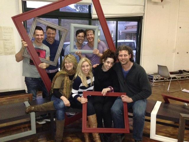 Rehearsal Photo for  Picture Perfect  (Australia)