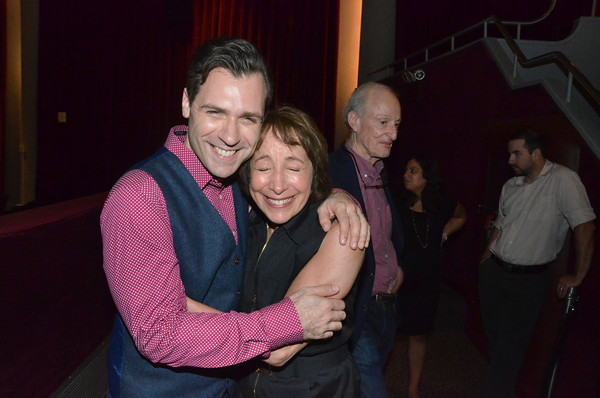 SED with Didi Conn after  Spectrum of Hope  (NYC Premiere)