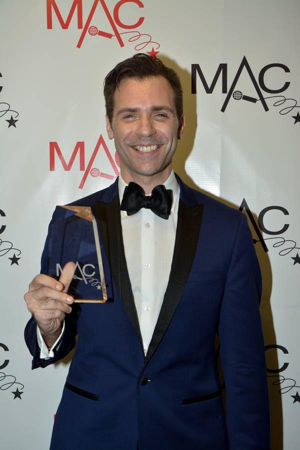 """Before I Forget"" wins MAC Award for Best Song"
