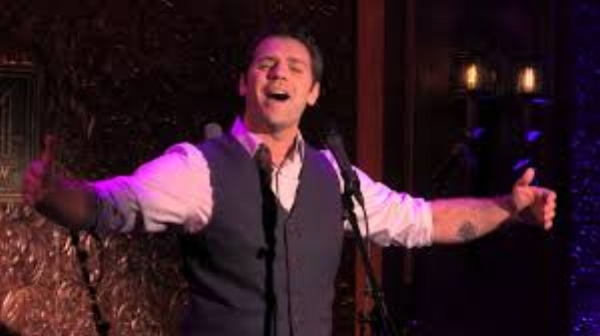 "Performance of ""I Am"" at 54 Below"