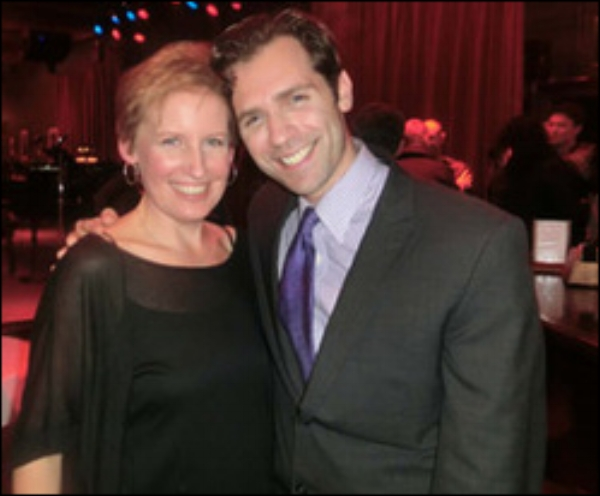Post-Show with Liz Callaway at Birdland