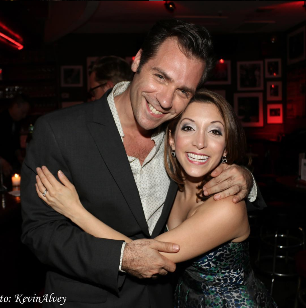 Backstage with Christina Bianco