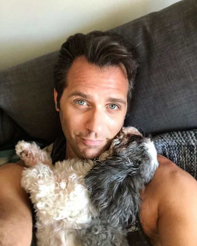 Best.  Friend. . . . #petsofinsta #petsoninstagram #shitzulovers #nyc #cuteness #furbabies #livingthelife #instagay #peaceful  #selfieday  #love #scruff #eyes #findyourlight