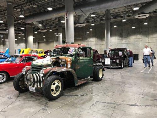 LA Classic Car Show Road Kings - Hot rod show 2018