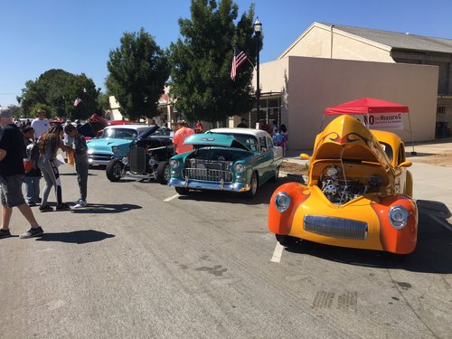 Miscellaneous Photos Road Kings - San miguel car show 2018