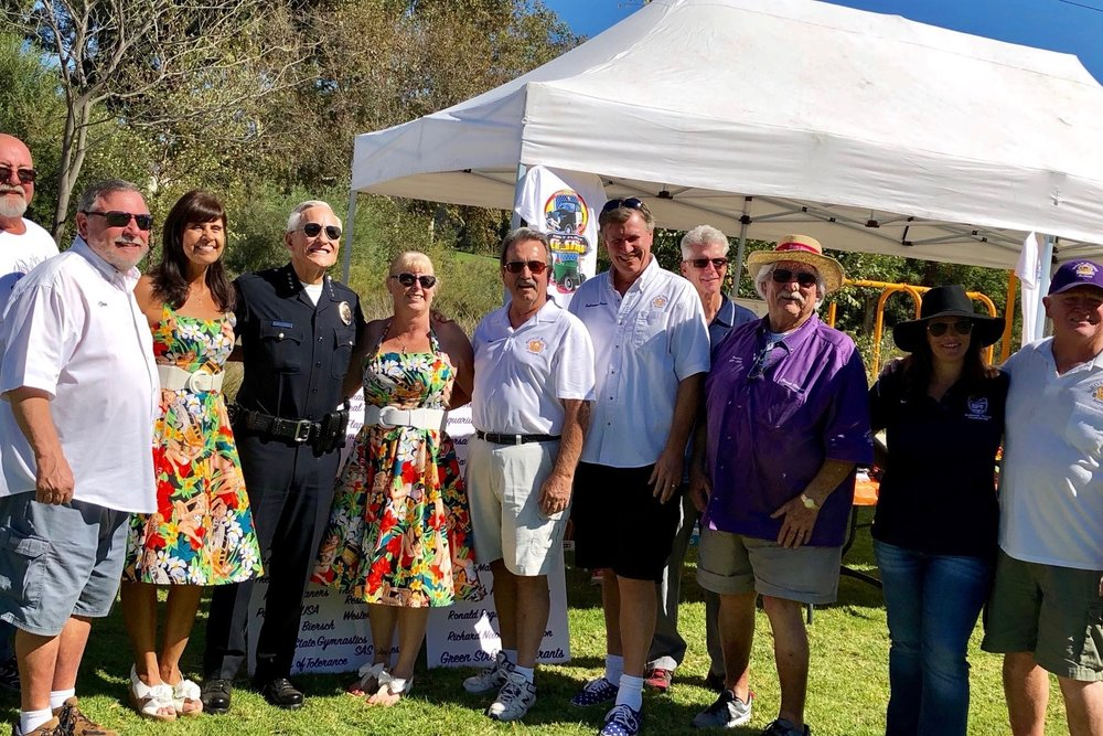 Burbank Police Family Day 2018 -