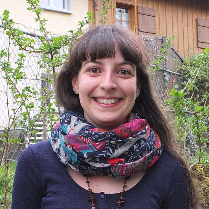Silvia Luisoni, Kindergärtnerin, Kindergarten Lehrperson
