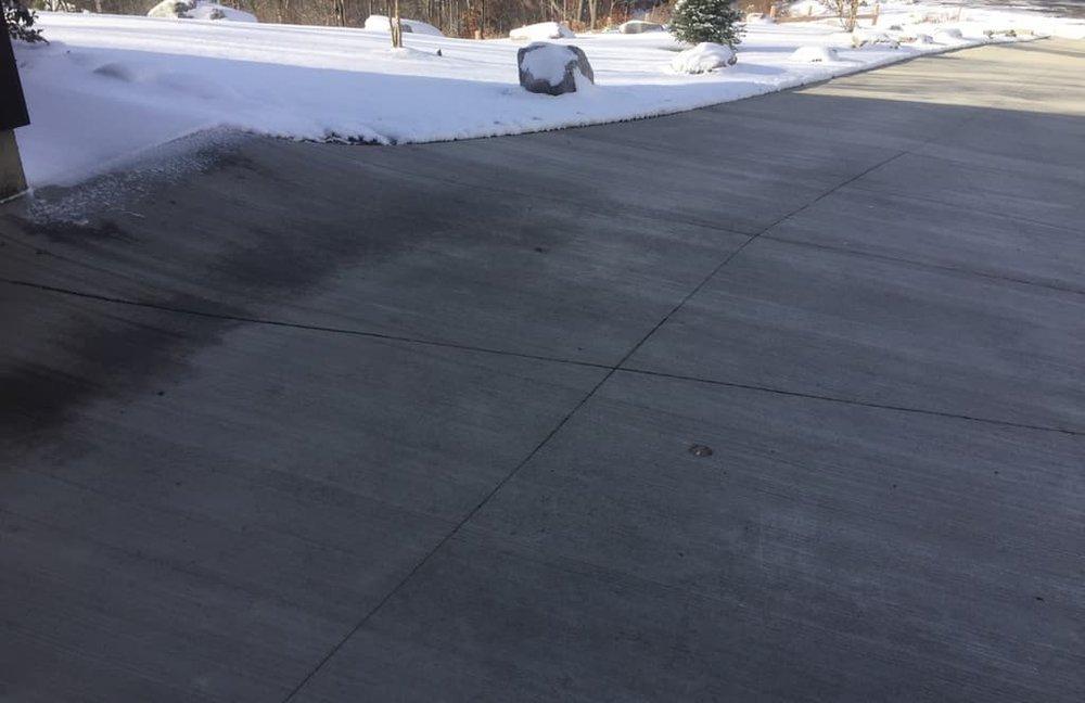 Snow Melting Installation in Buffalo NY