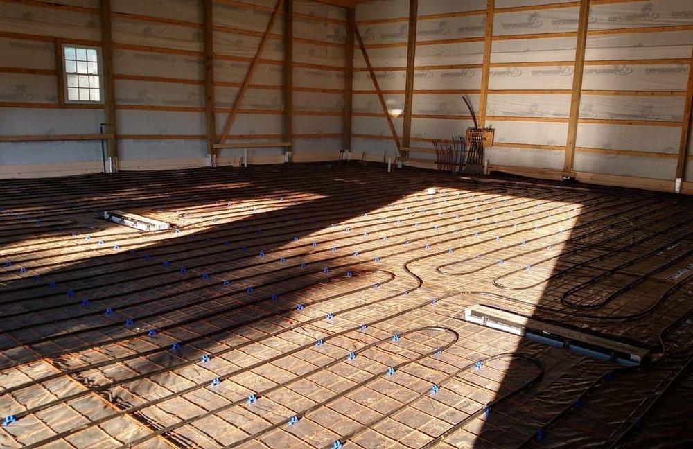 Radiant Floor Michigan