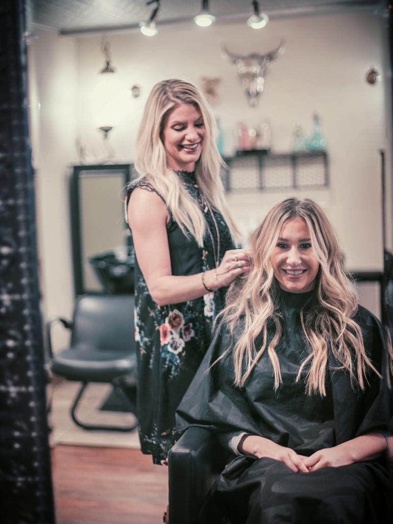 Hair Cuts -