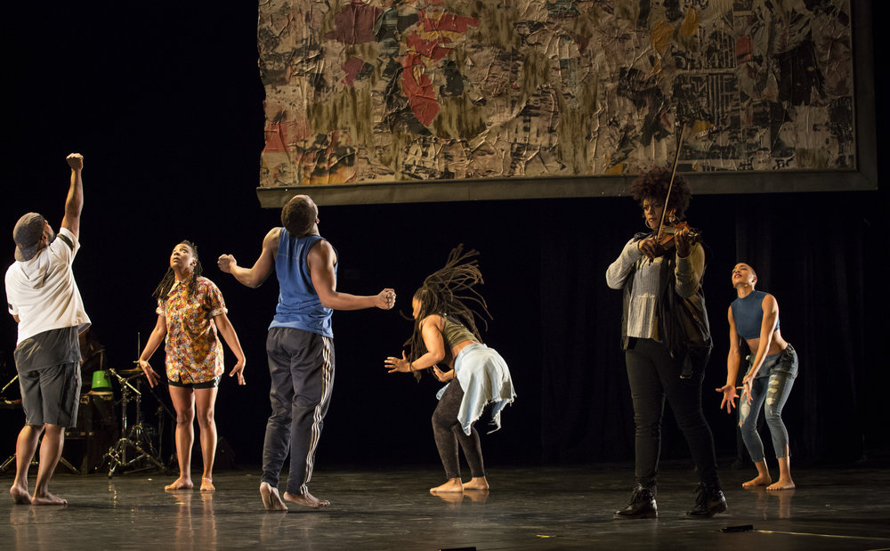 Camille A. Brown & Dancers - Photo by Marina Levitskaya - Peak Performances at Montclair State University.jpg