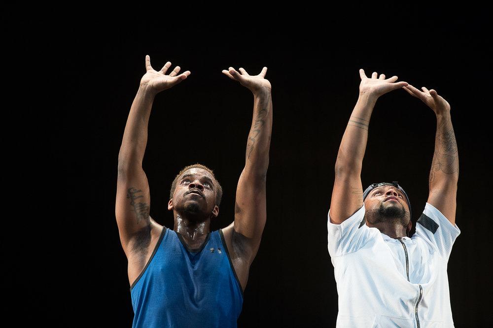 Maleek Washington & Timothy Edwards - Photo #2 by Christopher Duggan - ink.jpg