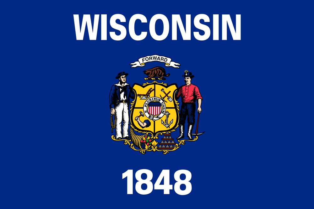 Wisconsin Flag wm.png