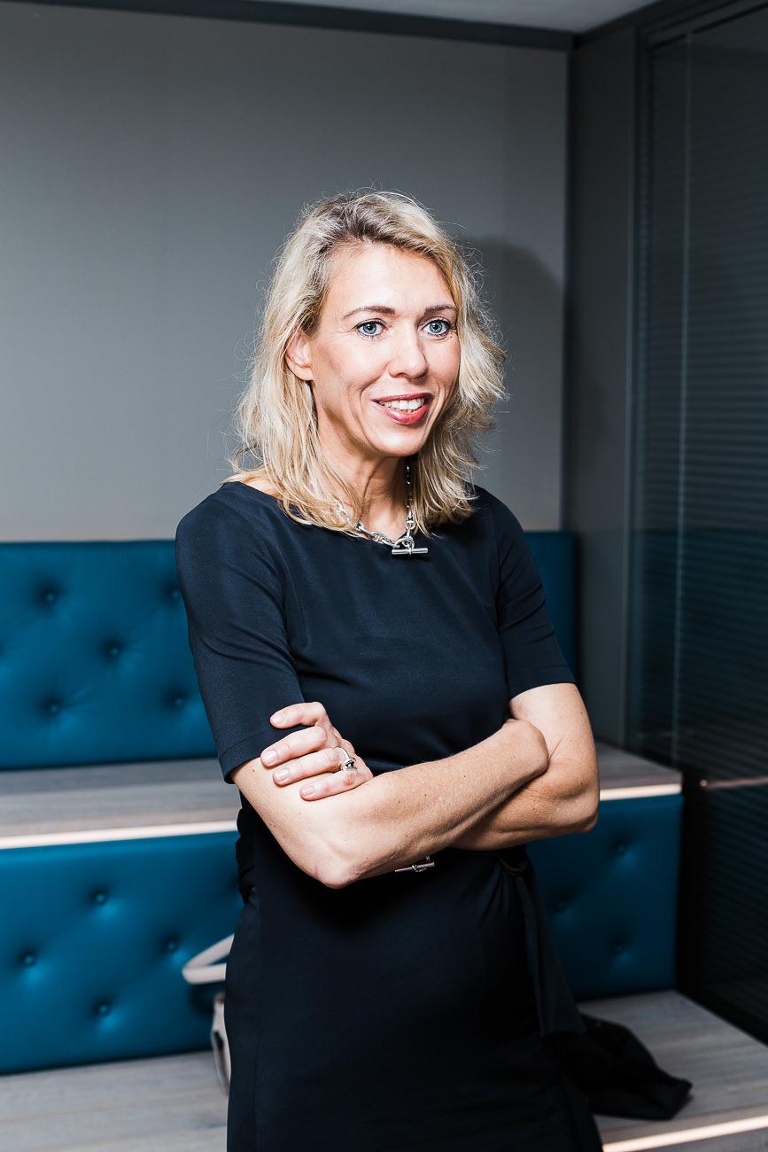 KATJA BRANDT   / Editorial Portrait