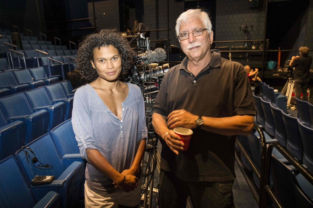 D-Man Co-directors Tom Hurwitz and Roz LeBlanc.jpg