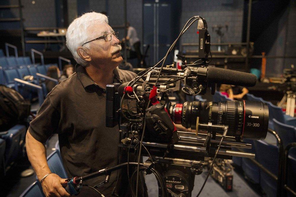 Filming D-Man DP Tom Hurwitz.jpg