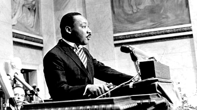 1964 | December 10th - Dr. King travels to Oslo, Norway, to receive the Nobel Peace Prize.