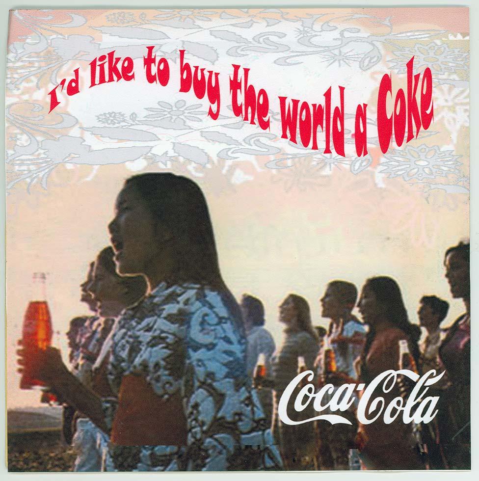 I'd Like to Buy the World A Coke Ad - 1971