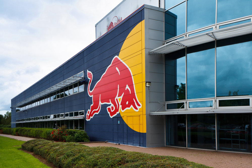 Red Bull Racing Headquarters
